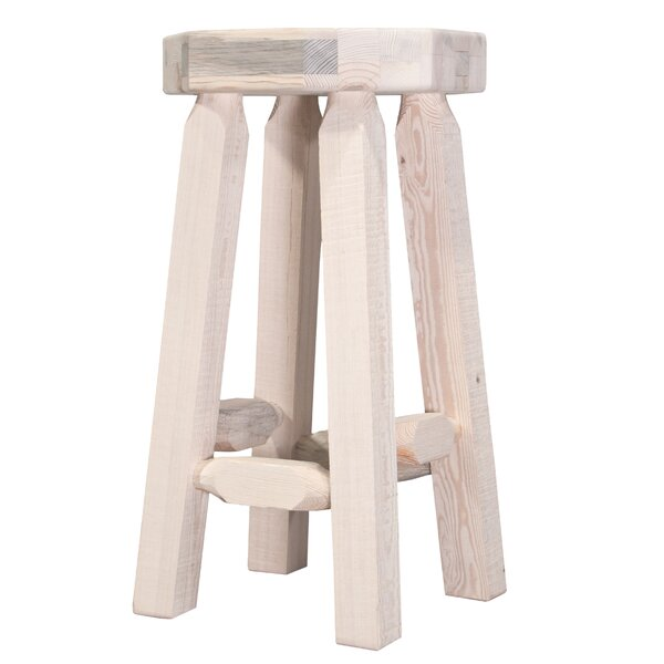 Katlyn 24 Round Bar Stool by Mistana
