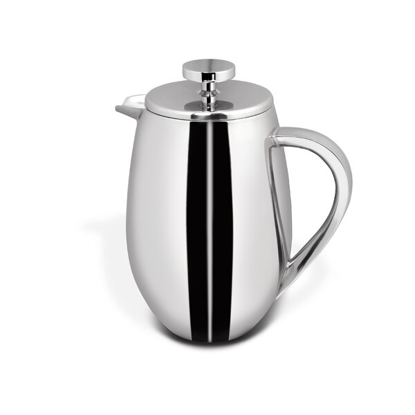 Double Walled Coffee Press by Cuisinox