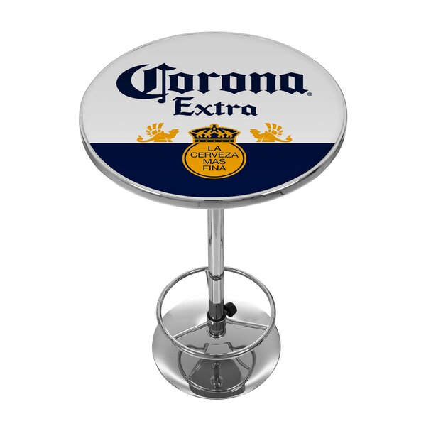 Corona Pub Table by Trademark Global