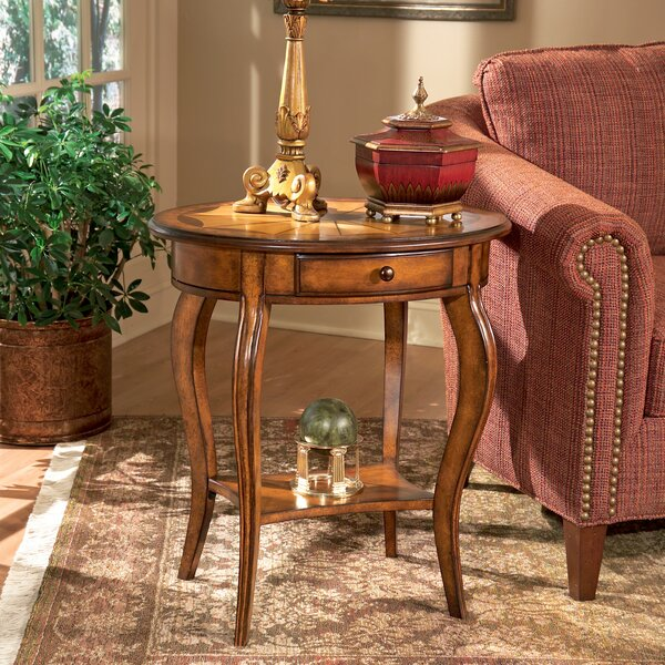 Copley End Table by Astoria Grand