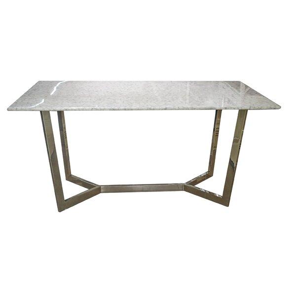 Bonley Marble Dining Table by Brayden Studio Brayden Studio