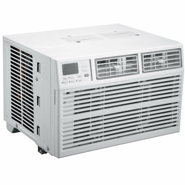 12,000 BTU Window Air Conditioner with Remote and WiFi Control by North Storm