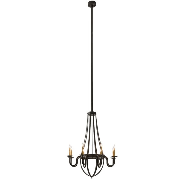 Barnegat 8- Light Candle Style Empire Chandelier By Red Barrel Studio