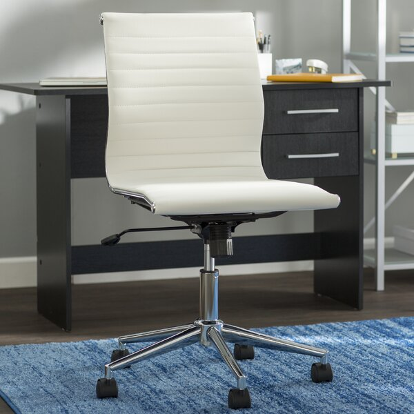 Van Wyck Desk Chair by Mercury Row