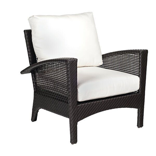 Trinidad Patio Chair with Cushions by Woodard
