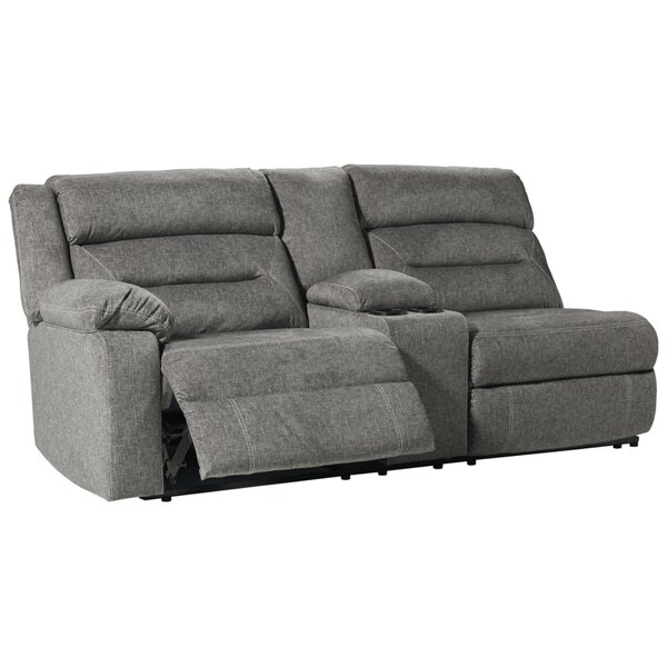 Reade Reclining Sectional By Red Barrel Studio