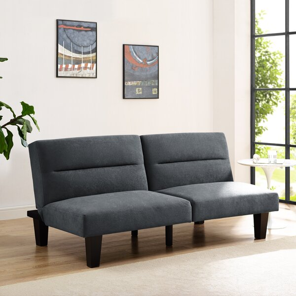 Simmons Miami Convertible Sofa by Simmons Futons