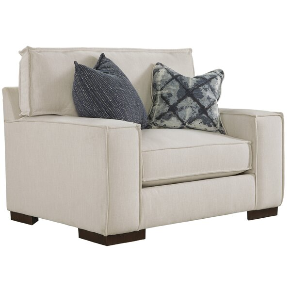 Greentop Armchair by Bungalow Rose