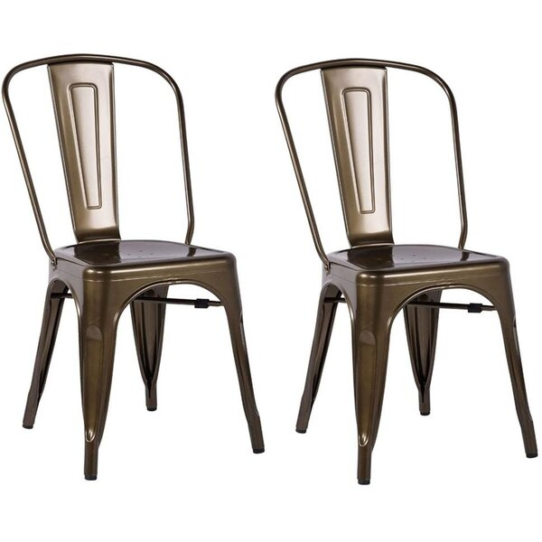 Suki Dining Chair (Set of 2) by 17 Stories