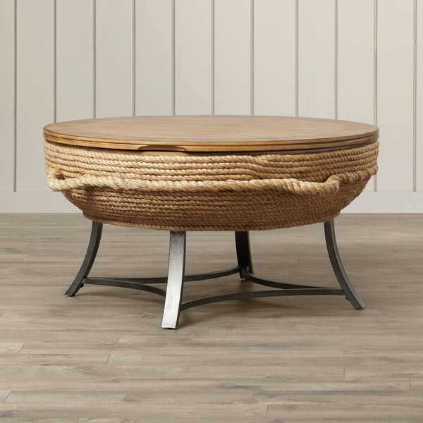 Dahlia Cocktail Table by Bay Isle Home
