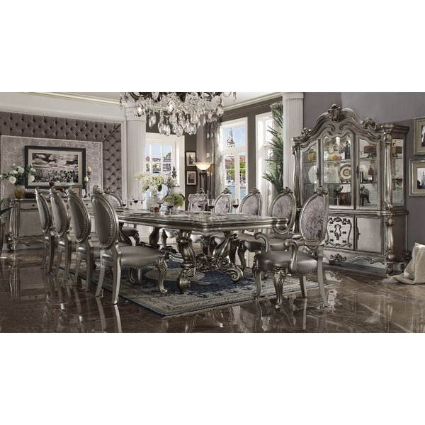 Welton 11 Piece Dining Set by Astoria Grand