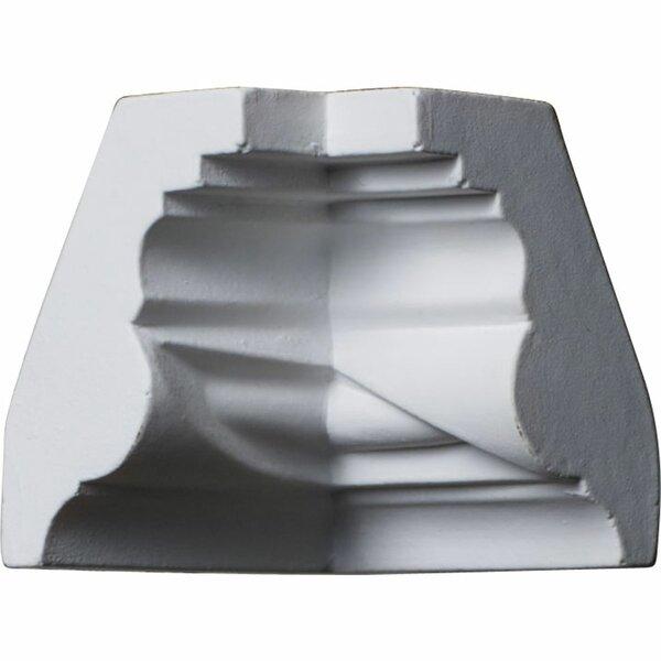 2 1/8H x 1 5/8D Inside Corner for Moulding by Ekena Millwork