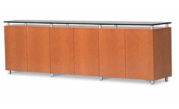 All Door 72 Credenza by Woodtech