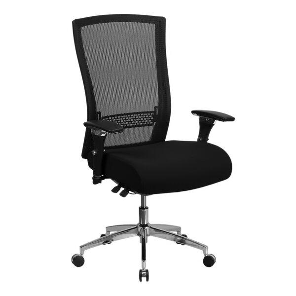Bakker Multi-Functional High-Back Mesh Executive Chair by Brayden Studio