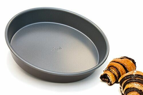 Culina Premium Nonstick Double Layer Round Cake Pan by CUL Distributors