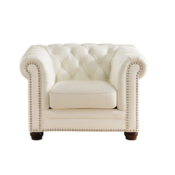 Review Crissyfield Chesterfield Chair