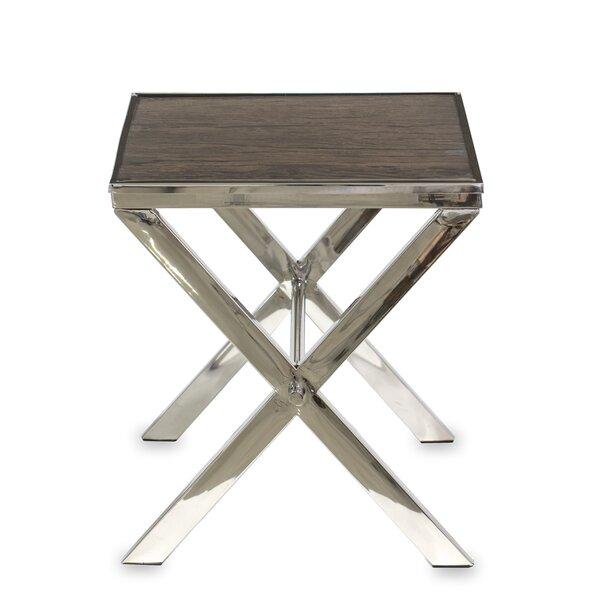 Home & Garden Charla End Table