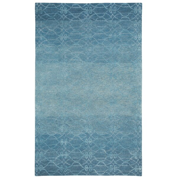 Gave Ocean Blue Area Rug by Capel Rugs