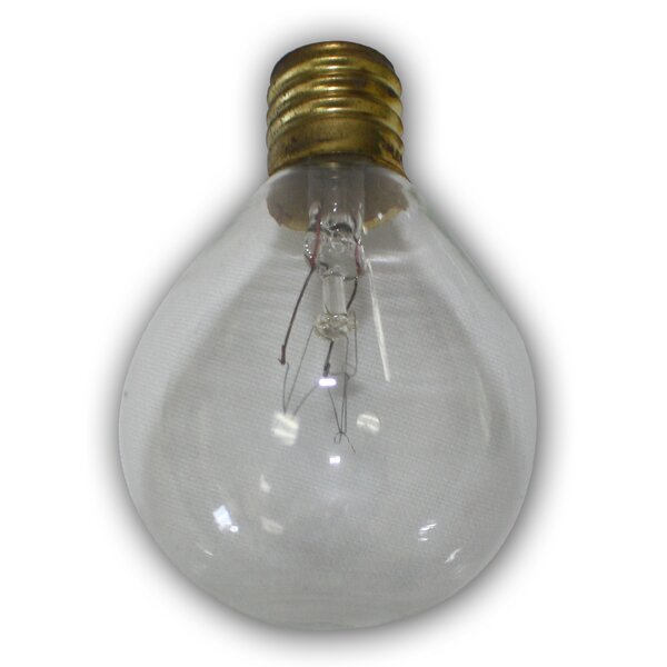7W E17 Incandescent Vintage Filament Light Bulb by Aspen Brands