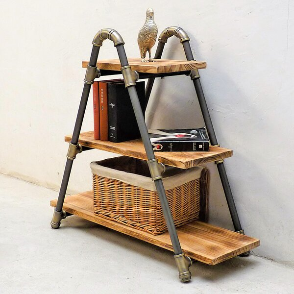 Charleston Display Etagere Bookcase by Furniture Pipeline LLC
