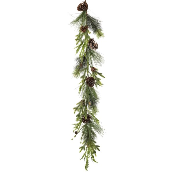 Holiday Pine Cone Garland by The Holiday Aisle