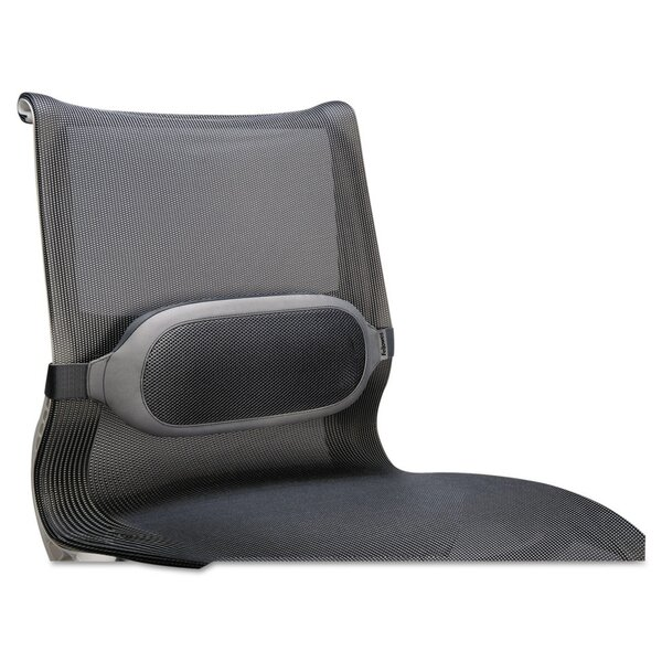 I-Spire Series Lumbar Cushion Back Support by Fellowes Mfg. Co.