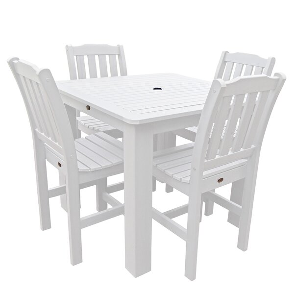 Spiegel 5 Piece Dining Set by Darby Home Co