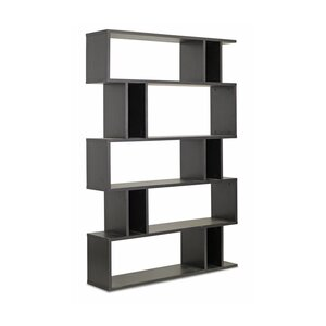 Baxton Studio Goodwin 5-Level Standard Bookcase