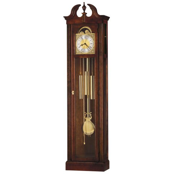 Chateau 76.75 Grandfather Clock by Howard Miller®