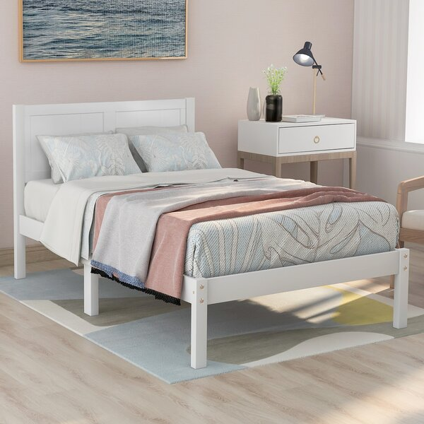 Tayyar Platform Bed by Latitude Run