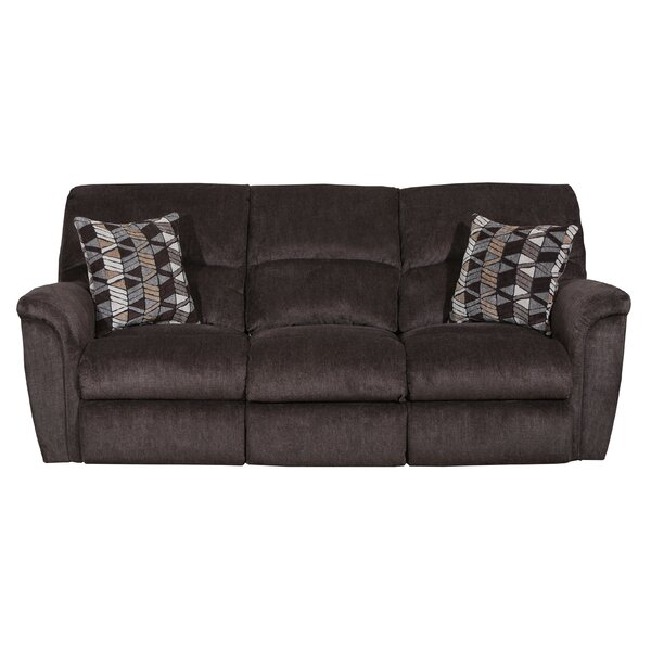 Boadicea Reclining Sofa by Red Barrel Studio