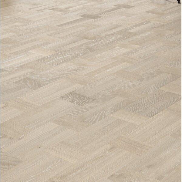 European Renaissance 7-7/8 Engineered Oak Hardwood Flooring in Palazzo Bianco by Kahrs