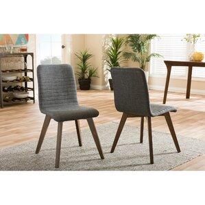 baxton studio parsons chair set of 2