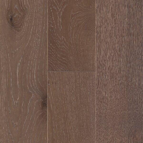 Vintage Harbor 7 Engineered Oak Hardwood Flooring in Sumatra Gray by Mohawk Flooring