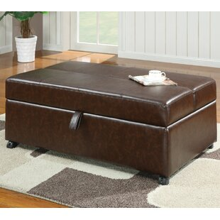 Raap Sleeper Leatherette Bench
