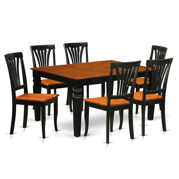 Arledge 7 Piece Dining Set by Darby Home Co
