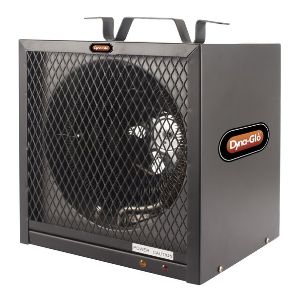 4,800 Watt Electric Forced Air Ceiling Mounted Heater By Dyna-Glo