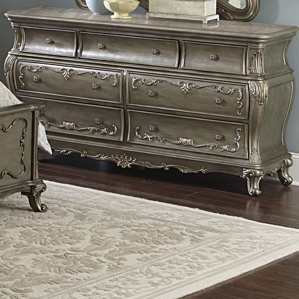 Turville 7 Drawer Standard Dresser by Astoria Grand