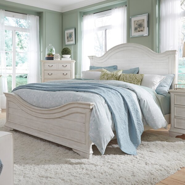 Trenton Standard Bed By Rosecliff Heights