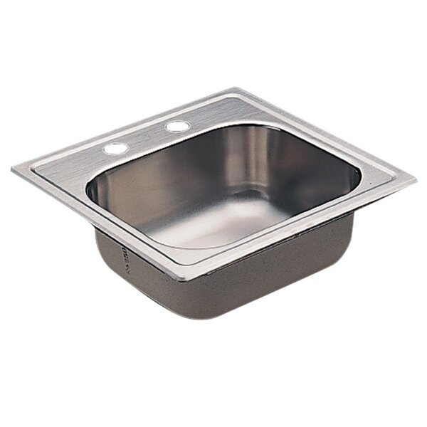 2000 Series Bowl Drop-In Kitchen Sink by Moen