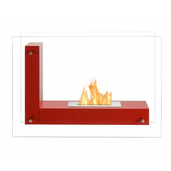 Vitrum Ethanol Fireplace by Ignis Products