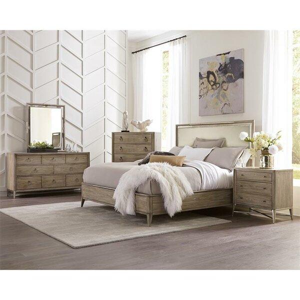 Almazan Upholstery Panel Configurable Bedroom Set by One Allium Way