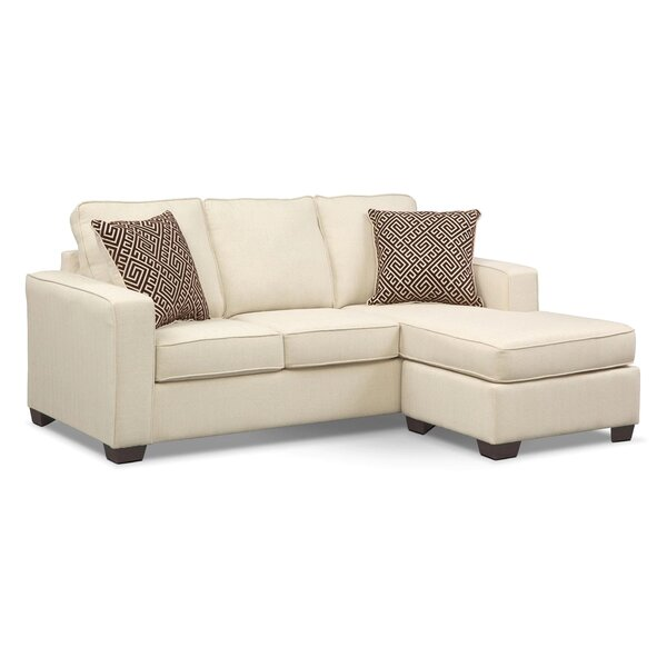 Matney Reversible Sleeper Sectional With Ottoman By Latitude Run