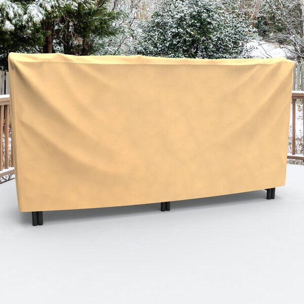 All-Seasons Log Rack Cover by Budge Industries
