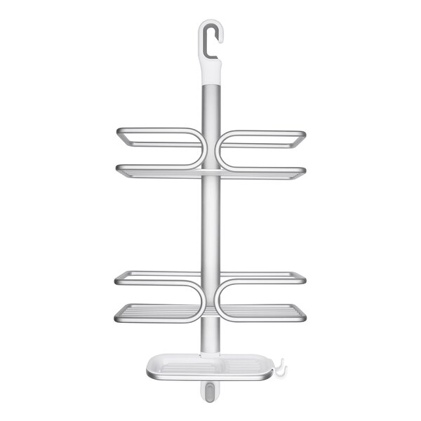 Aluminum 3 Tier Shower Caddy by OXO