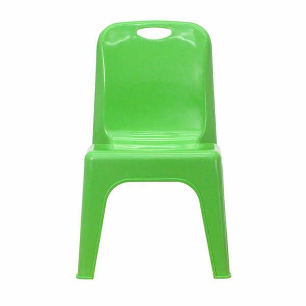 11 Plastic Classroom Chair by Offex