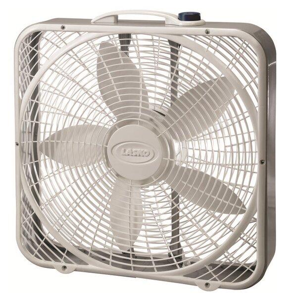 20 Floor Fan with Wind Ring by Lasko