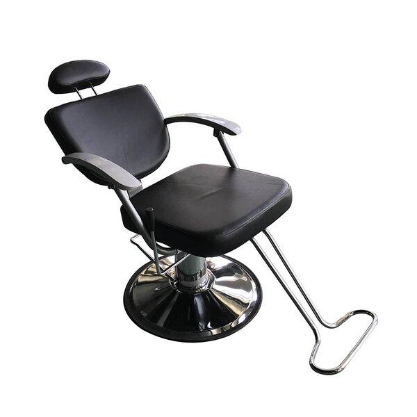 Barber Salon Reclining Massage Chair By Ebern Designs