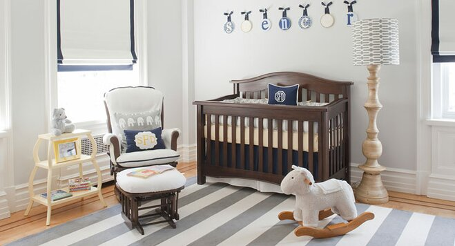 Decorating A Boy Nursery