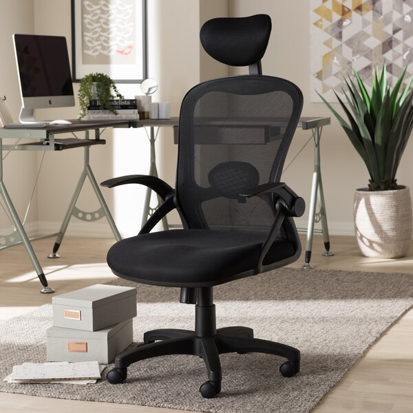 Krohn Mesh Office Chair by Symple Stuff